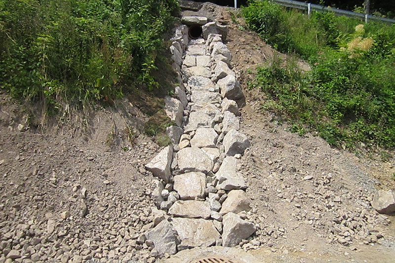 Straßenbau Stoll Bau Todtmoos